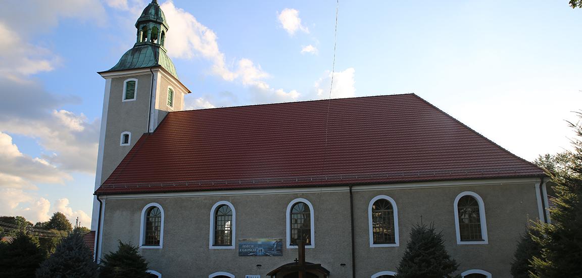 Parafia pw. Wniebowzięcia NMP w Czerwonej Wodzie